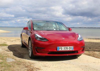 Tesla Model 3 - Face